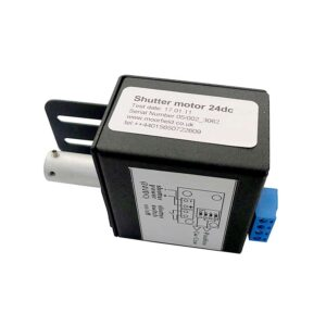 DC Power Shutter Actuator