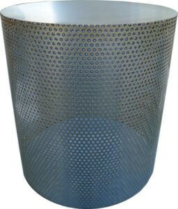 Implosion guard to sit around E306 coater bell jar chambers, made from stainless steel Price Please call Brand Moorfield Product code MOR_03-0028