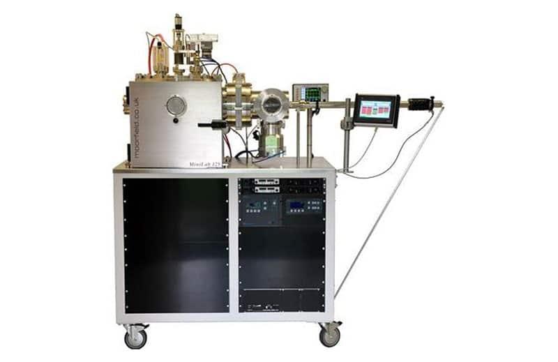 Minilab 125 system for pilot-scale magnetron sputtering work