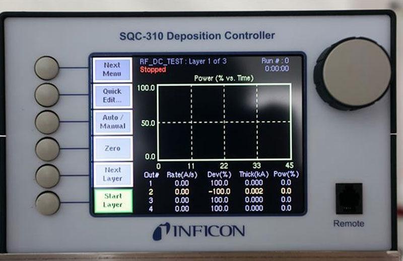 Inficon SQC-310 process controller