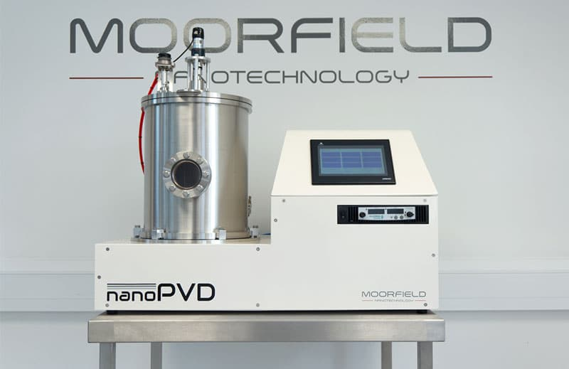 nanoPVD-T15A system for organics and metals evaporation
