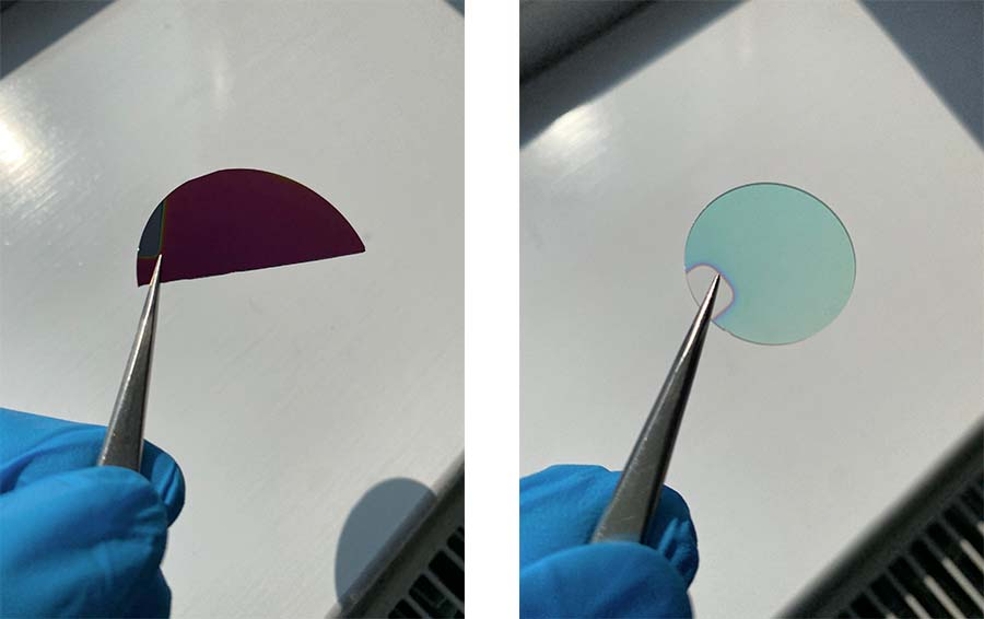 Coated substrates